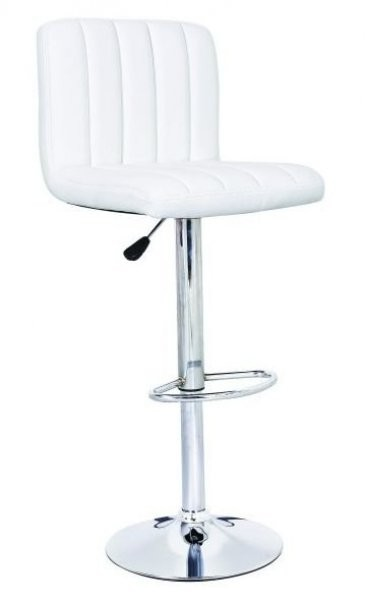 Barski stol Hot II bel
