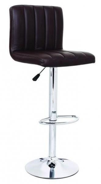 Barski stol Hot II rjav