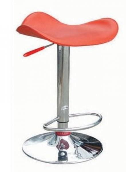 Barski stol Ema rdeč
