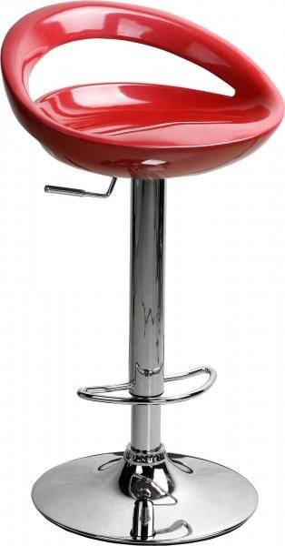 Barski stol Bibi II rdeč