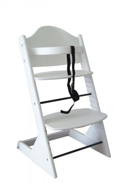 Otroški stol Sigma - bel