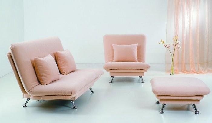 Kavč z ležiščem Soft