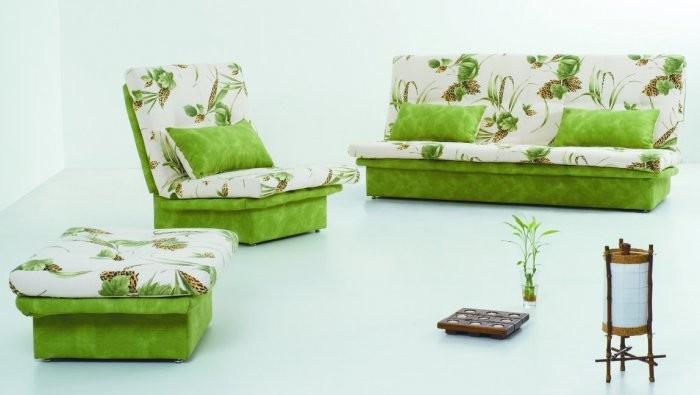 Kavč z ležiščem Flex