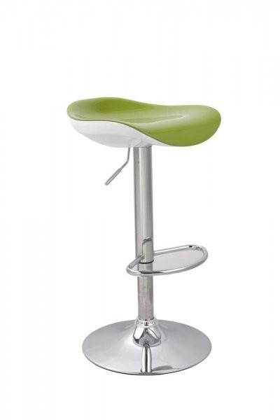Barski stol ID 246 zvezda-green