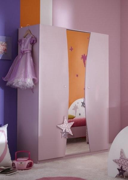 Garderobna omara 3D Fairy