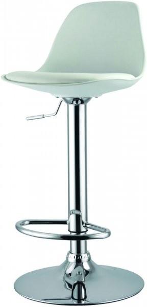 Barski stol Perio II white