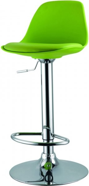 Barski stol Perio II zelen