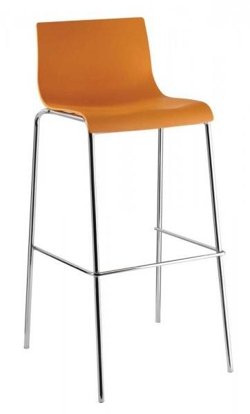 Barski stol ID 371 ilija-orange