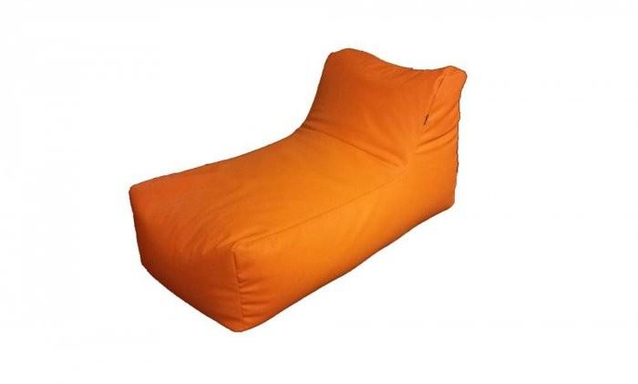 Sedežna vreča Poč (lounge)  oranžna A10
