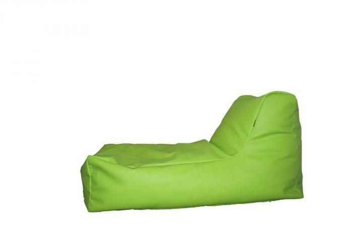 Sedežna vreča Poč (lounge) tkanina oranžna C9