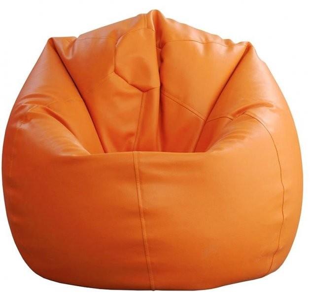 Sedalna vreča Lazy bag XXL oranžna