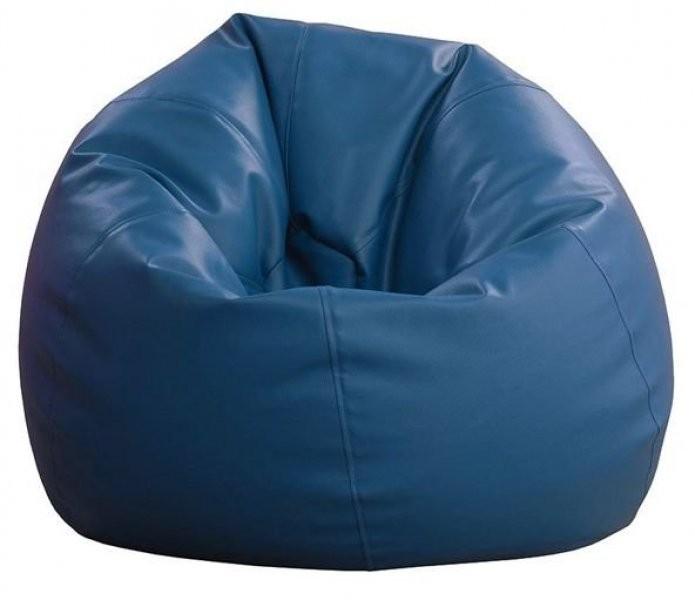 Sedalna vreča Lazy bag XXL modra