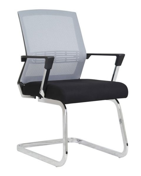 Konferenčni stol Viktorija siva
