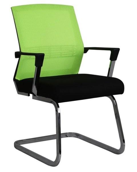 Konferenčni stol Viktorija zelen