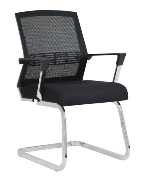 Konferenčni stol Viktorija črna