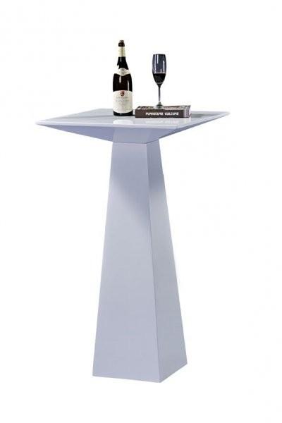 Barska miza Katrina bela