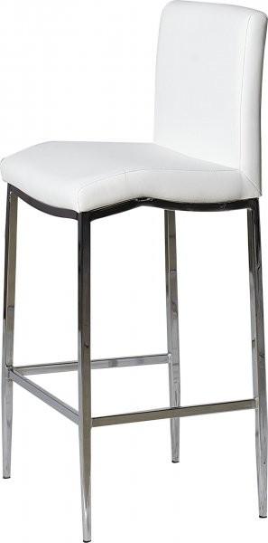 Barski stol Aurora bel