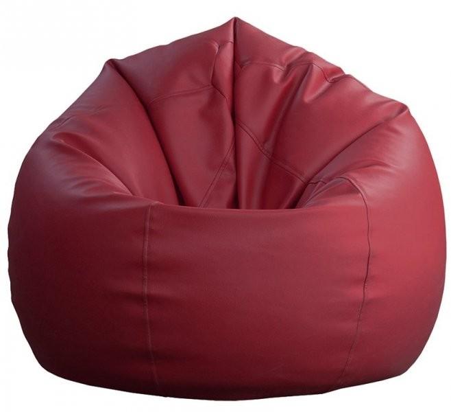 Sedalna vreča Lazy bag XXL bordo