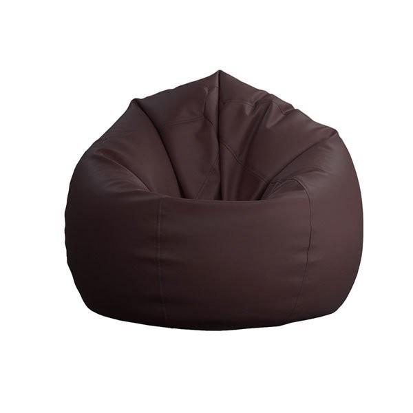 Sedalna vreča Lazy bag XXL cokoladno rjava