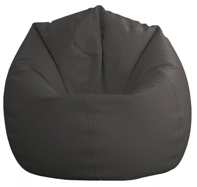 Sedalna vreča Lazy bag XXL temno siva