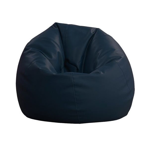 Sedalna vreča Lazy bag mala temno modra