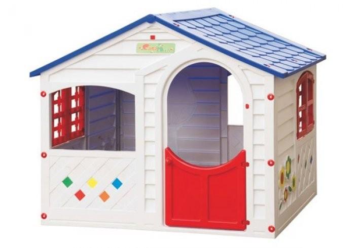 Otroška hiška 130x106x115 cm