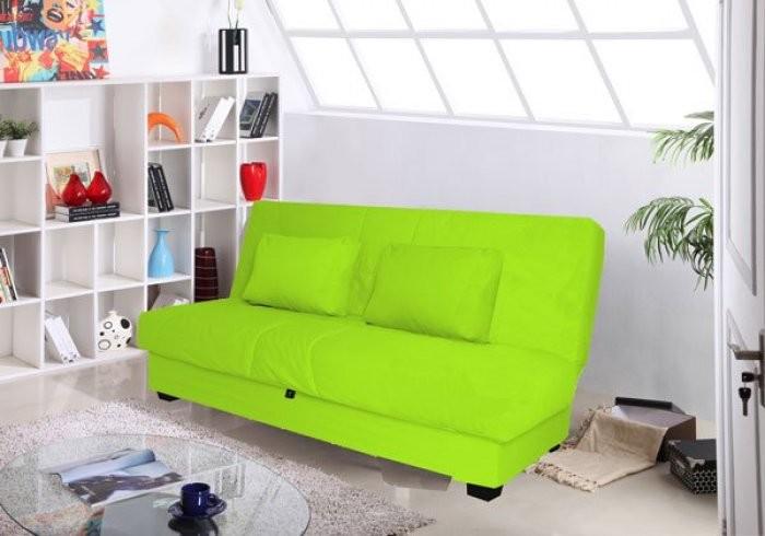 Kavč ID 614 zelen gump2