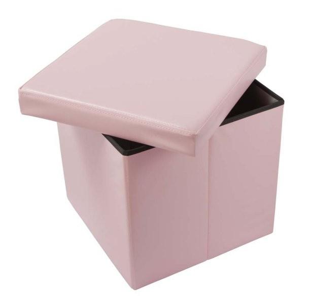 Tabure Oto PU roza