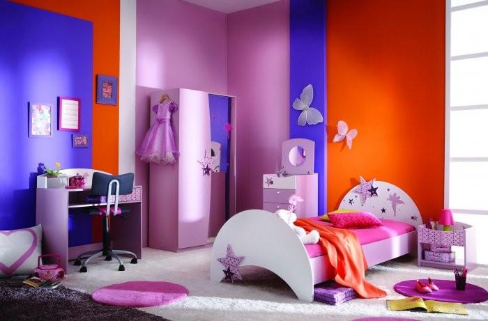 Otroška soba Fairy