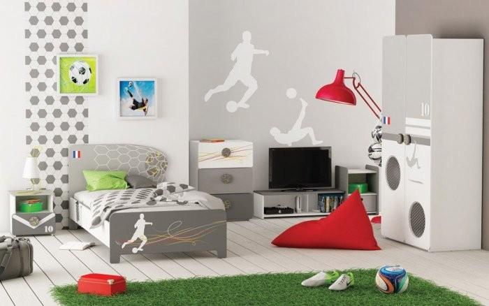 Otroška soba Foot
