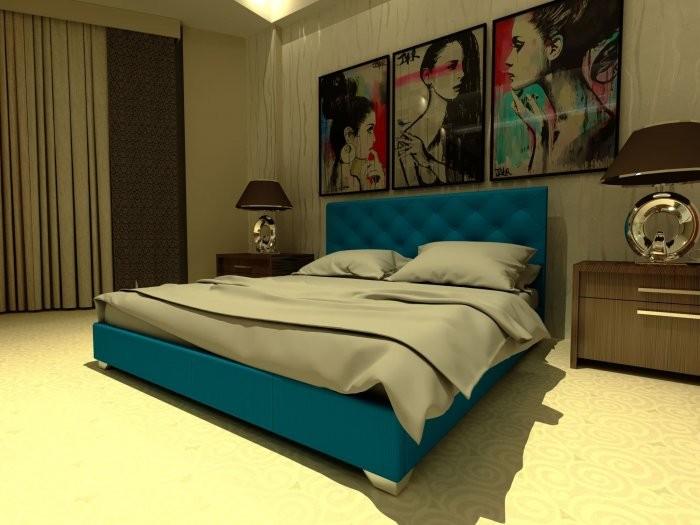 Dvižna postelja Morfej 90x200 cm