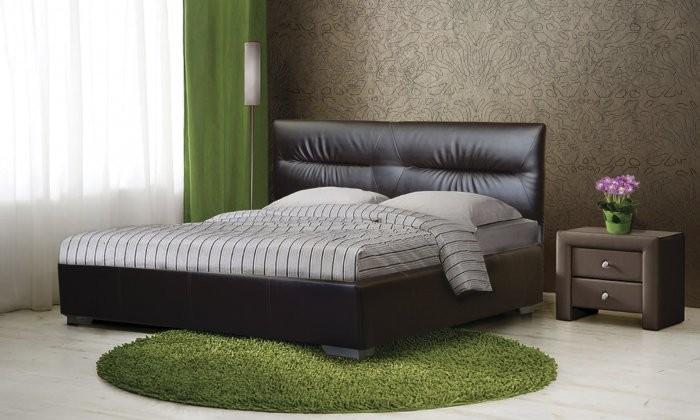 Dvižna postelja Kamelija 160x200 cm