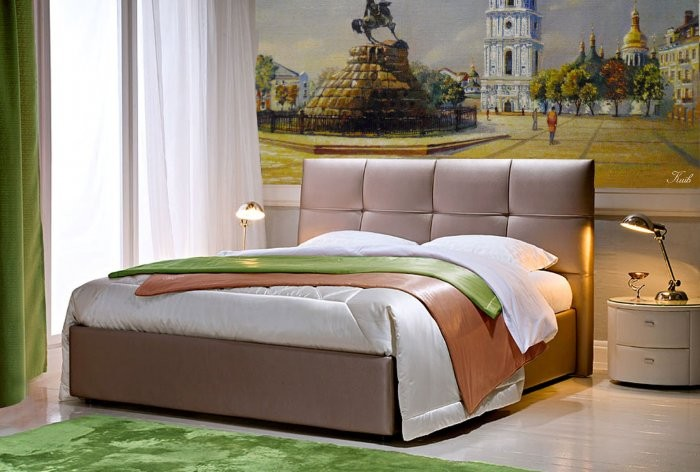 Dvižna postelja Nord 140x200 cm