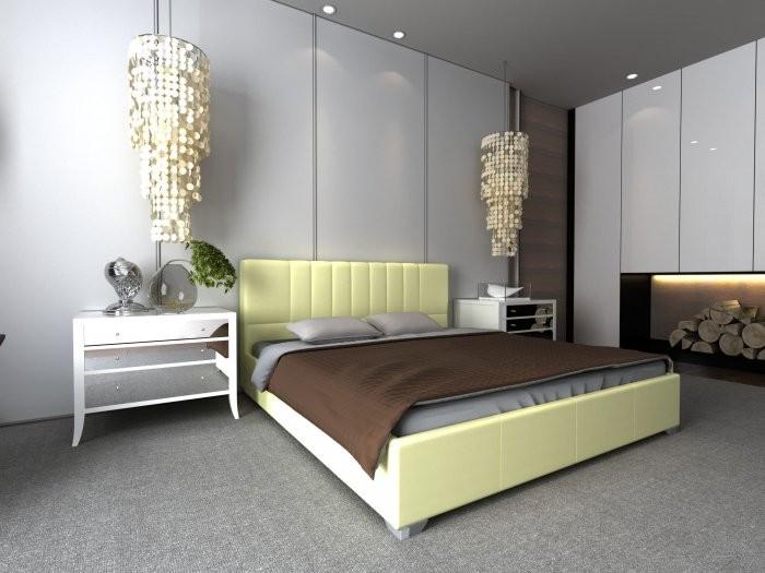 Dvižna postelja Romo 140x200 cm