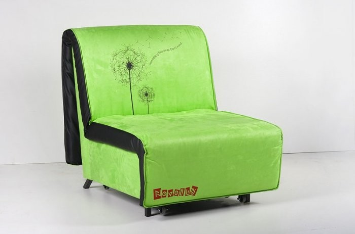 Fotelj z ležiščem Novelty 80 cm