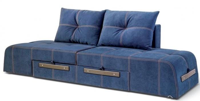 Sedežna garnitura z posteljno funkcijo Parker