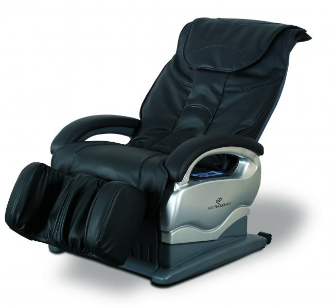 Profesionalni masažni fotelj Emperor črn