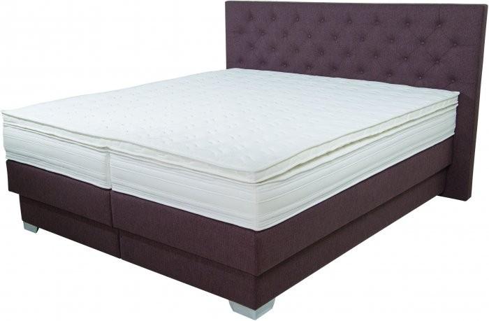 Boxspring postelja Butterfly 180x200 cm