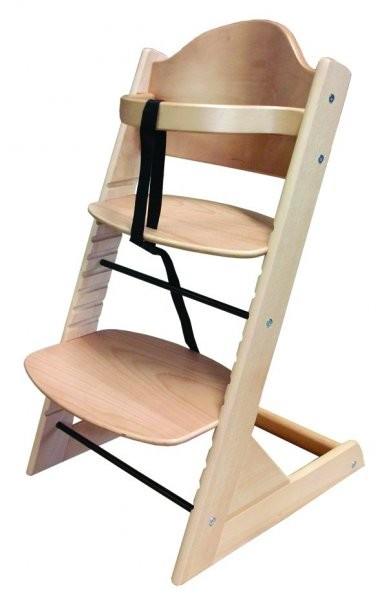Otroški stol Sigma - bukev