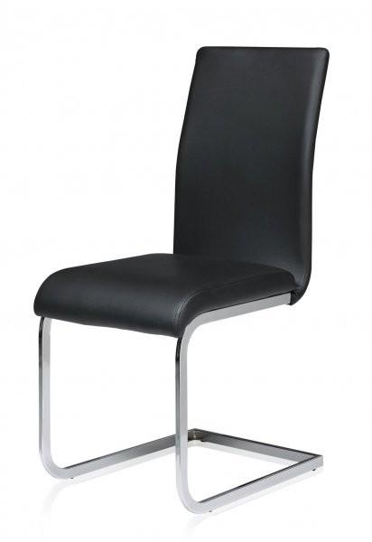 Stol Pura Črn