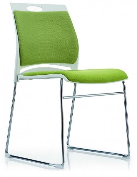 Pisarniški stol Naja zelen