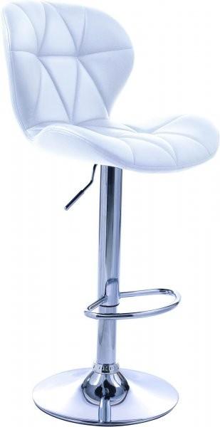Barski stol Indira II bel