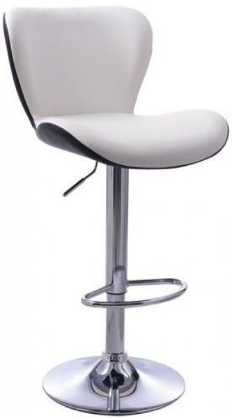 Barski stol Casper II bel
