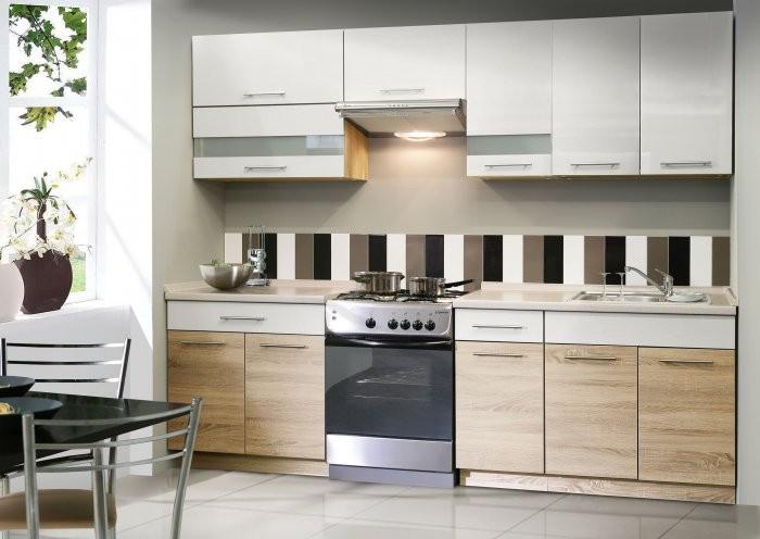 Kuhinjski blok Multiforte 260 cm