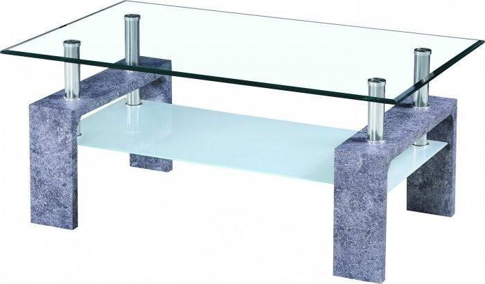 Klubska miza Intro cement