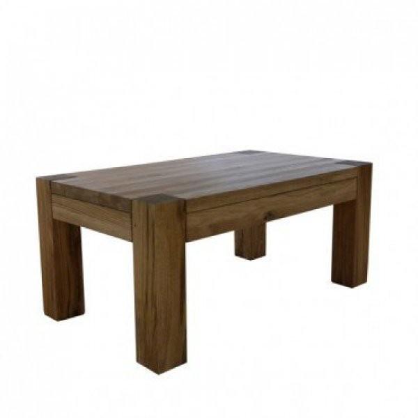Klubska miza Santino hrast