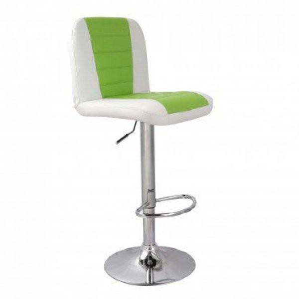 Barski stol BOND zelena