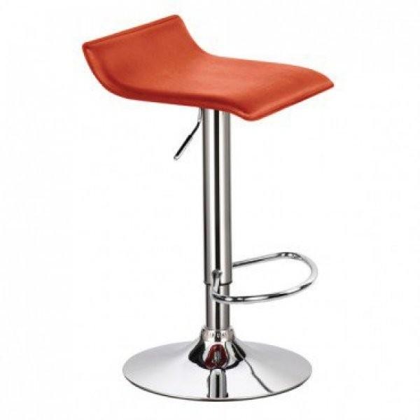 Barski stol Wave II rdeč
