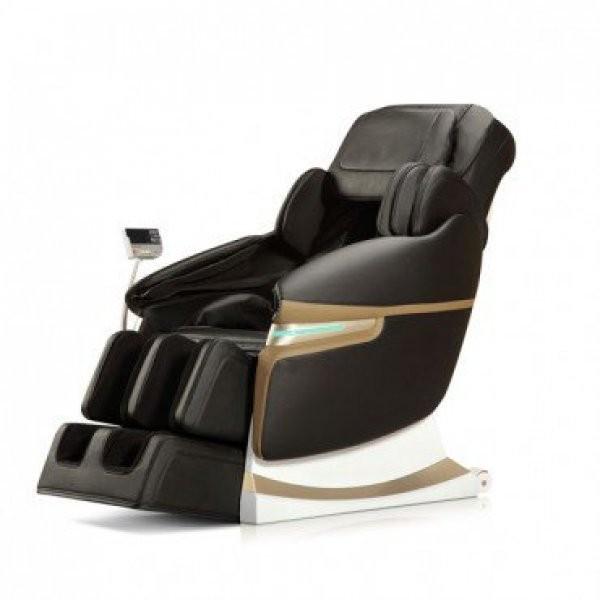 Profesionalni masažni fotelj Queen črn