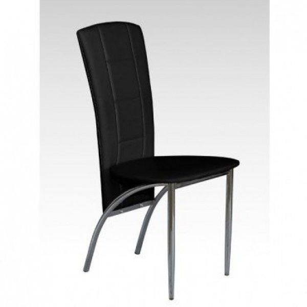 Stol Femine črn